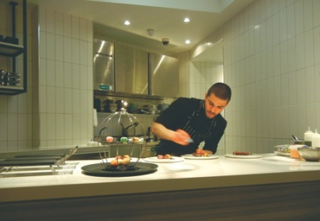 Kitchen at Bo London
