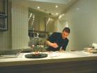 Masters of dish building at Bo London`Masters of dish building at Bo London