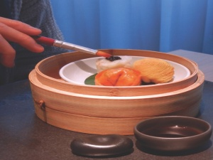 Paint your own dim sum at HKK